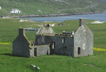 Vatersay house today